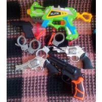 Пистолеты детские.