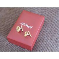 Фирменный футляр Dupont (позолоченные запонки в подарок!)