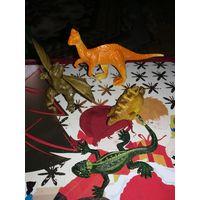 Качественные игрушки (2 мягких) 4 шт.