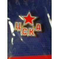 Значок ЦСКА Москва.