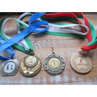Медали и монетка