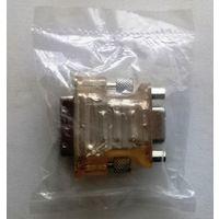 Переходник DVI-D – VGA (В упаковке)