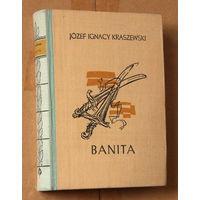 """Jozef Ignacy Kraszewski """"Banita"""" (па-польску)"""