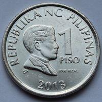 Филиппины, 1 писо 2013 г