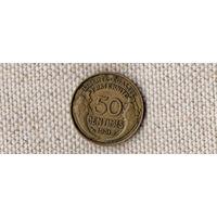 Франция 50 сантимов 1931//(Oct)