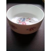 Декоративная фарфоровая чаша. Англия