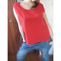 Яркая для истинной Леди блуза известной фирмы р.46