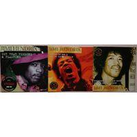 Jimi Hendrix (3CD) - The Authentic PPX Studio Recordings