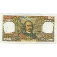 Франция, 100 франков 1975 год.