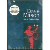 DVD-Video Dave Mason - Live At Perkins Palace (2002)