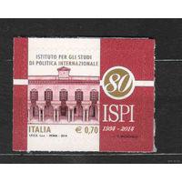 2014 чистая марка почты Италии чистая самоклейка архитектура MNH **