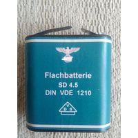 Батарейка Вермахт для фонарика WW2 Германия ВОВ