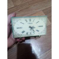 Часы слава будильник