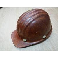 Каска монтажная / строительная / шахтерская (шлем) времен СССР Донбасс 14