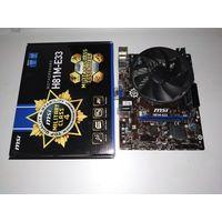 1150 MSI H81M-E33+Intel Pentium G3220+Kingston 4GB DDR3+DeepCool THETA 115