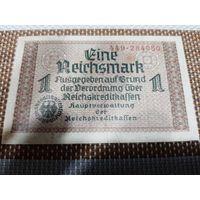 Германия 1 марка 1939-1940 оккупация