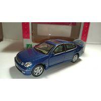 Lexus GS300 Второе поколение 1999 ранний Cararama/Hongwell 1/43