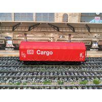 Грузовой вагон  Carco ROCO. Масштаб HO-1:87.
