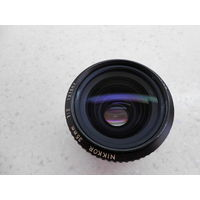 Объектив Nikon Nikkor 35 mm 1:2 Ai