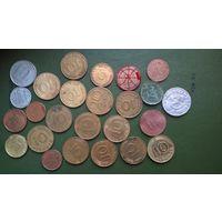 Монеты Германии.