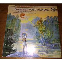 """Dvorak. """"New World"""" Symphony / Carnival Overture."""