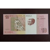 Ангола 10 кванза 2012 UNC