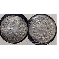 Пражский грош Яна Люксембургского 1311-1340 гг