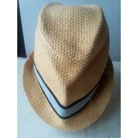 Шляпка летняяисветлая