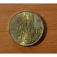 10 евроцентов 2009 Франция