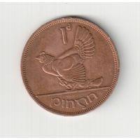 1 пенни Ирландии 1968 года  18