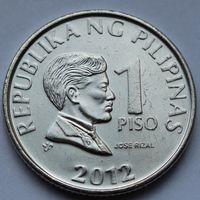 Филиппины, 1 писо 2012 г