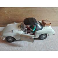 MGB Cabrio .Schuco.1/43.
