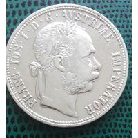 1 флорин, Австро-Венгрия, 1890