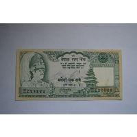 Непал 100 руптй образца 1995-2000 года AUNC p34f