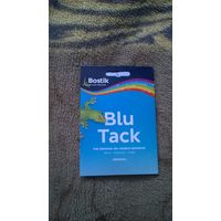 Blu Tack (Блю так) масса для моделирования не оставляющая следов