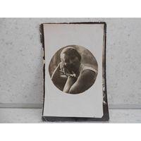 Фотография Девушка с часами конец 1920-ых - начало 1930-ых гг. (2)