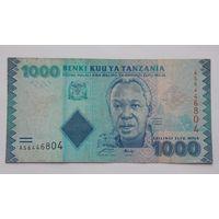 Танзания 1000 шиллингов