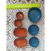 Металлические формочки (игрушечные)