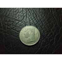 5 франков 1964 'BELGIE'