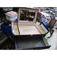 Большой изящный ларец от набора столовых приборов Millerhaus 18*54*30 см(отлично для хранения бижутерии и аксесуаров!)