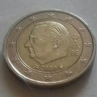 2 евро, Бельгия 2009 г.