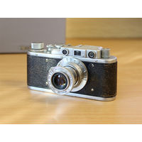Фотоаппарат Зоркий 1954 г.