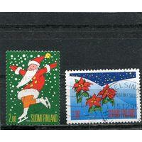 Финляндия. Рождество 1995