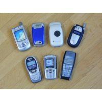 Муляжи старых сотовых телефонов в коллекцию!