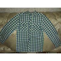 Рубашка на 8-9 лет