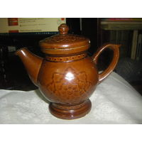 Чайник керамика,раритет
