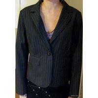 Пиджак 46 VILA, Элегантный отличная ткань, фасон. Вискоза и тд