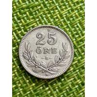 Швеция 25 эре 1938