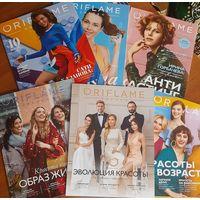 Журналы о красоте Oriflame