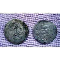 Сельджуки. Румский султанат, 2 дирхема. (11 - 13 век).